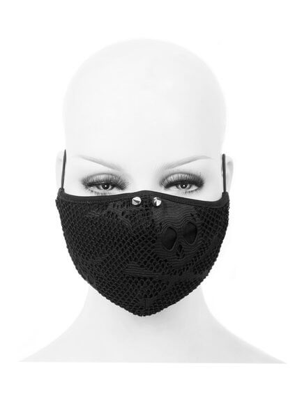Skull-n-Bones Face Mask - Non-Medical