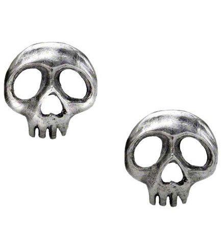 Skully Earring Studs