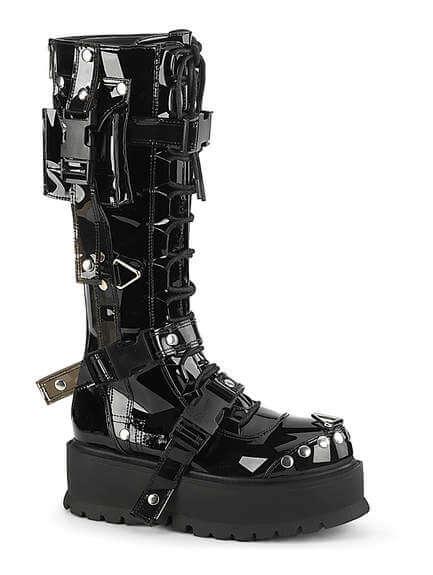 SLACKER-260 Patent Platform Boots