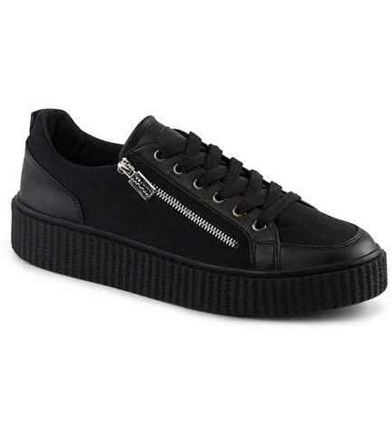 SNEEKER-105 Creeper Sneakers