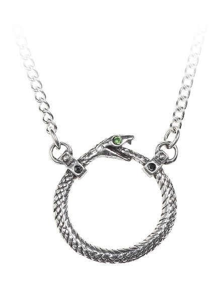 Sophia Serpent Necklace