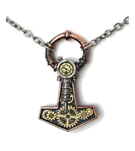 Steamhammer Necklace