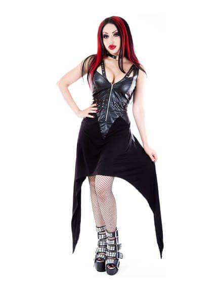 Tara Gothic Dress