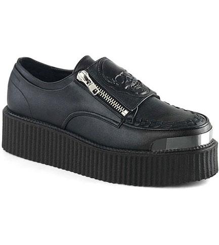 V-CREEPER-510 Chrome Plated Shoes