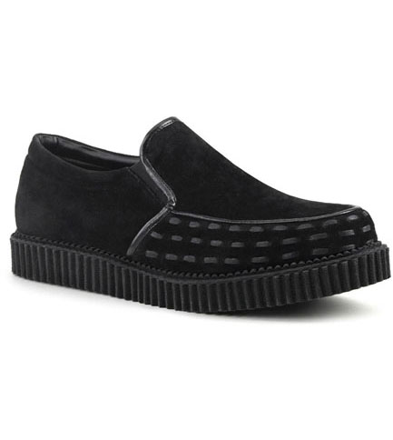 V-CREEPER-607 Platform Loafer Creepers