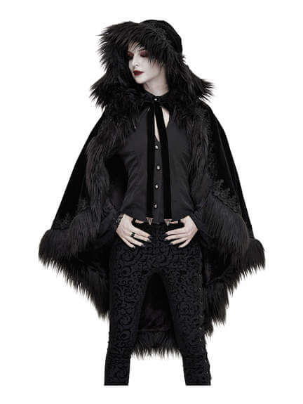 Victoria Velvet Women's Cloak