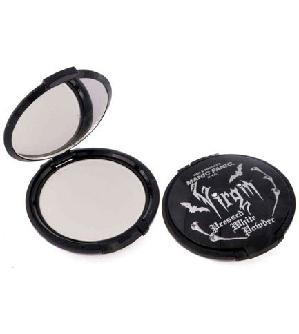 Virgin Pressed Powder Compact