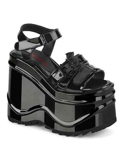 WAVE-13 Patent Platform Shoes