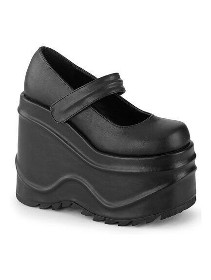 WAVE-32 Maryjane Platform shoes