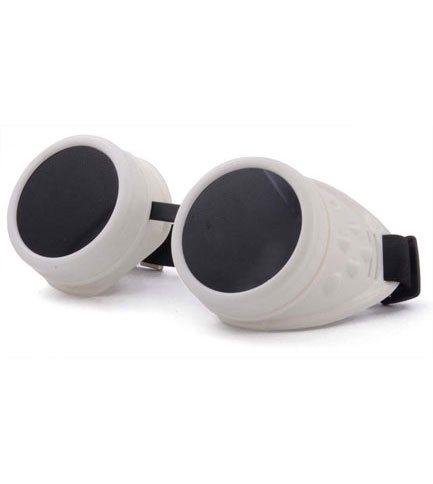 Plain White Goggles
