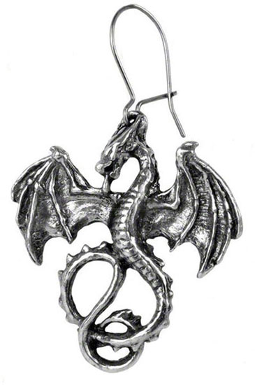 Wyverex Dangle Earring
