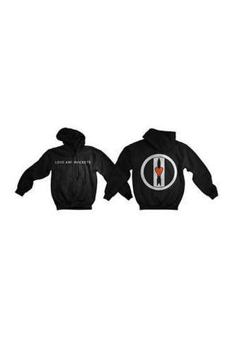 Love and Rockets - Discharge Hoody - Clearance