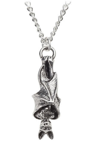 Awaiting The Eventide Pendant Necklace