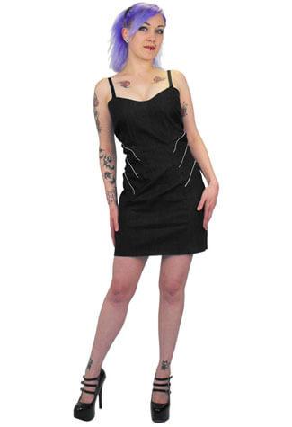 Belisama Denim Dress - Clearance