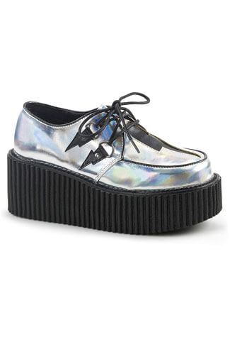 Creeper-218 Holographic Creepers with Lightning Bolts