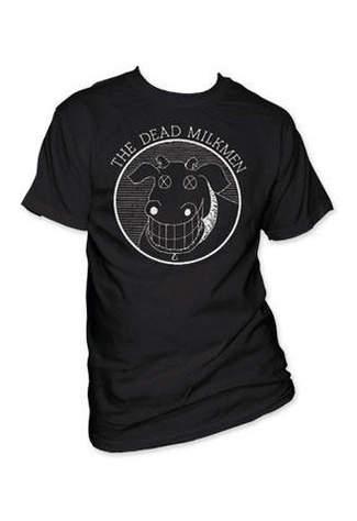 Dead Milkmen - Cow Logo Black