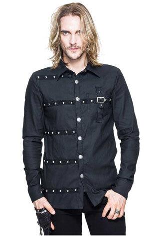 Enigma Men's Long Sleeve Shirt