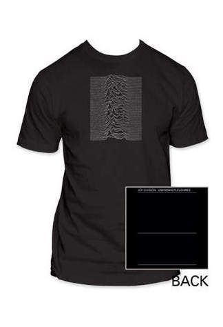 Joy Division - Unknown Pleasures 1 Mens