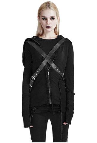 katherina Womens Long Neck Sweater