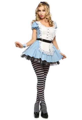 Wonderful Alice Costume