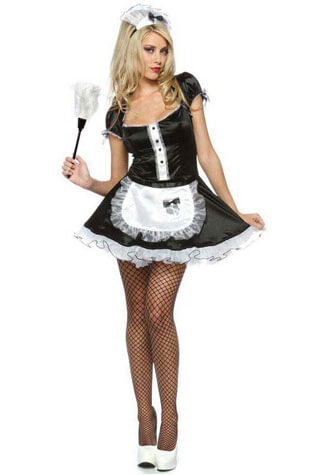 Maid for Love Costume - Clearance