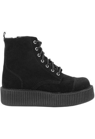 T.U.K. A8642L - Suede Creeper Boots