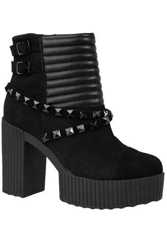 T.U.K. A8992L - Yuni Ribbed Boots
