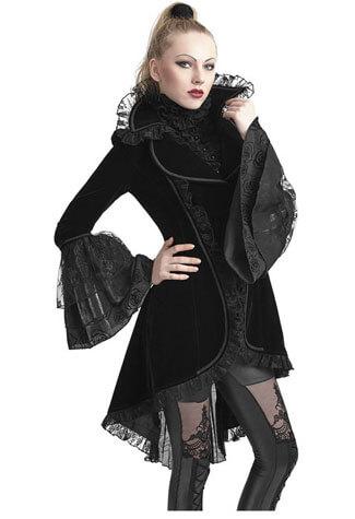 Anastasia Gothic Coat
