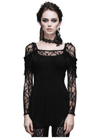 Ava Women's Gothic Shirt