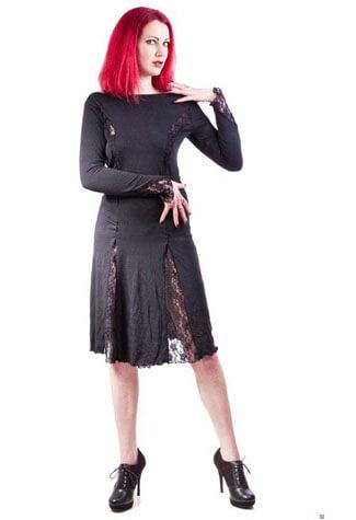 Cleone Mid Length Dress