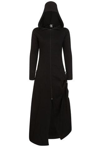 Cybele Adjustable Length Gothic Coat