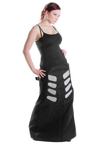 Cyberskirt Grey - Clearance