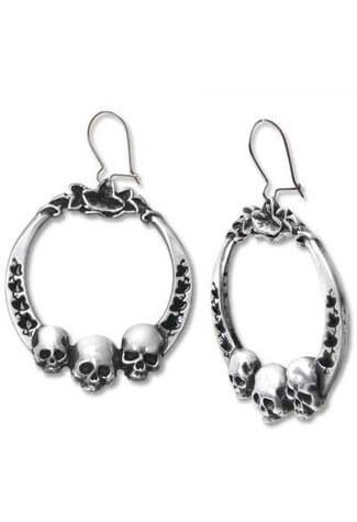 Ivy League Dangle Earrings