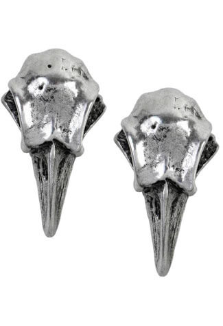 Rabeschadel Stud Earrings