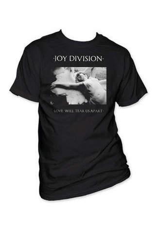 Joy Division - Love Will Tear Us Apart T-Shirt