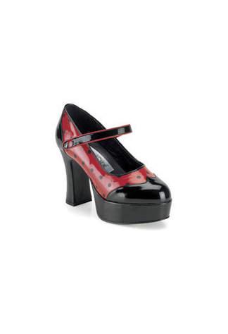 LADY-60 Lady Bug Heels