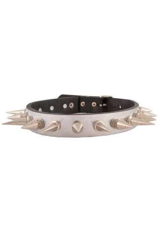Alternating Spike Choker