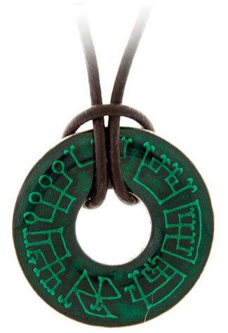 Angel Ring Pendant