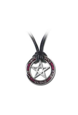 Seal of the Sephiroth Necklace