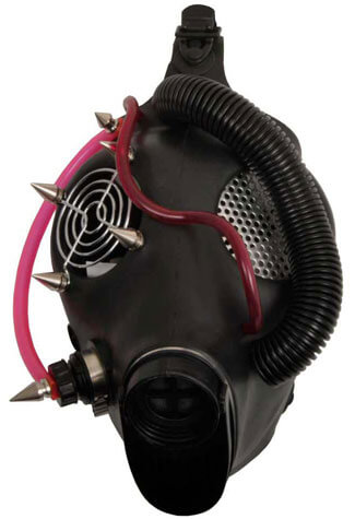 Are You My Mummy Gas Mask