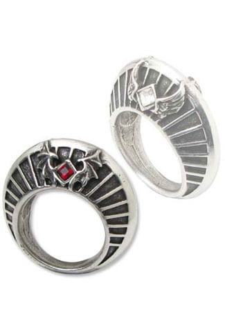 Heaven and Hell - Nimbus Ring