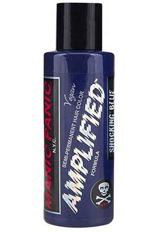 Shocking Blue Amplified Hair Dye