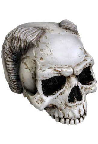 Angel of Hades Skull