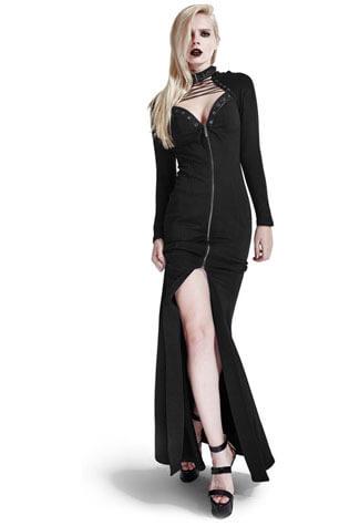 Aeryn Gothic Long Dress