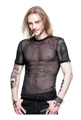 Apollo Men's Mesh Short Sleeve Shirt