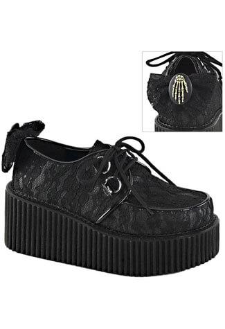 CREEPER-212 Lace Creeper Shoes