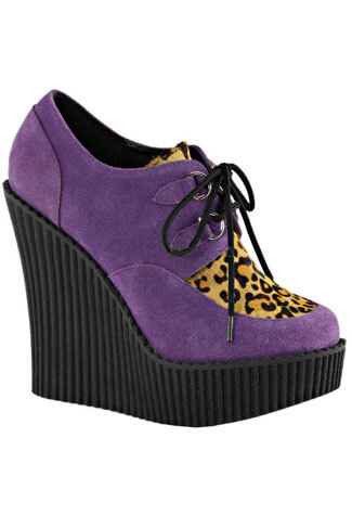 CREEPER-304 Purple Veggie Wedges