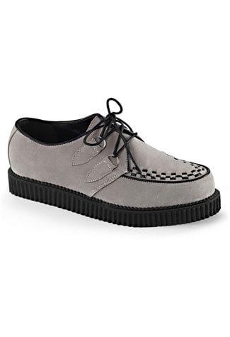CREEPER-602S Grey Creeper Shoes