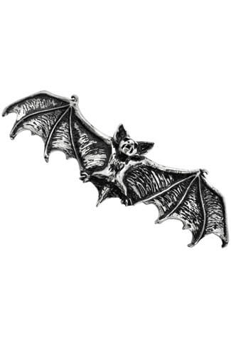 Darkling Bat Hair Clip