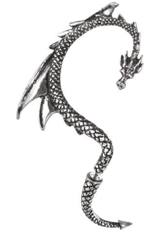 The Dragons Lure Earring Cuffs